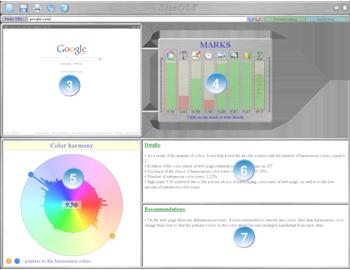 SiteQLT screenshot
